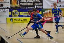 Florbalisté pelhřimovského Spartaku za necelou čtvrtinu základní části Národní ligy vyhráli jen jeden zápas.