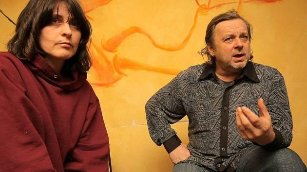 Monika Načeva a Michal Pavlíček