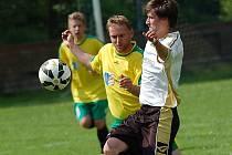 Fotbalisté Želiva získali cenný skalp. Porazili Čejov, který na jejich hřiště přijel už jako jistý postupující.