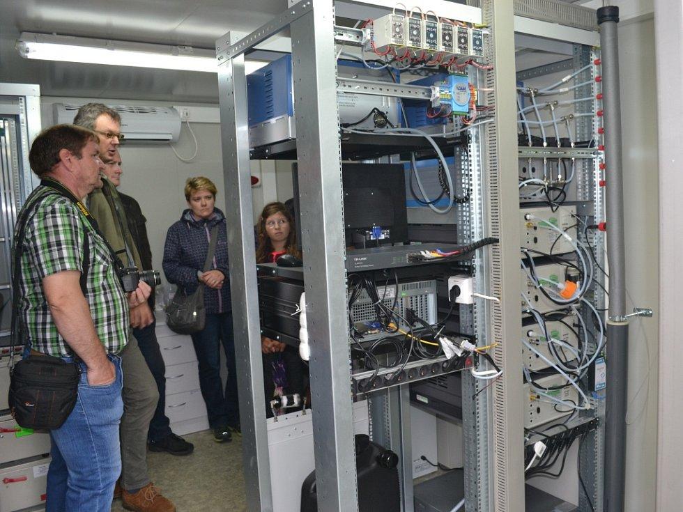 Čím vším se zabývá observatoř v Košeticích, se zájemci mohli dozvědět na sobotním dni otevřených dveří. Areálem je provázeli fundovaní odborníci.