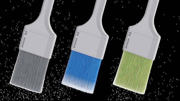 Spokar má novou kolekci štětců, která obdržela už dvě designová mezinárodní ocenění.