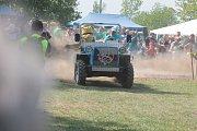 Desátá Rovenská traktoriáda bavila na různé způsoby.