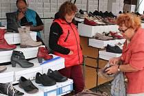 Pondělí se vPelhřimově neslo ve znamení spotřebních trhů.