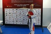 Iveta Jiránková už je několik dnů profesionální sportovkyní.