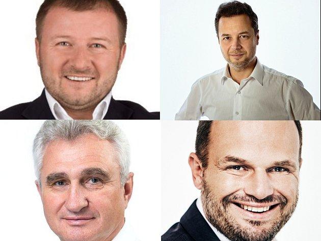 Senátní volby 2020 - obvod Pelhřimov