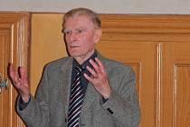 Přední český historik Robert Kvaček