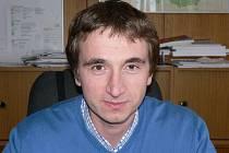 Pacovský starosta Lukáš Vlček.