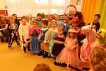 Program božejovské mateřské školy byl pestrý.