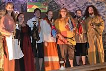 Orlík nad Humpolcem ovládly tradiční středověké slavnosti.