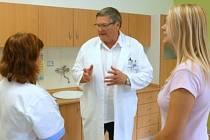 Jiří Běhounek starší je od února součástí vedení pelhřimovské nemocnice.
