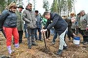 Pracovní výjezd vlády se uskutečnil v lokalitě Bílovna nedaleko Ledče nad Sázavou.