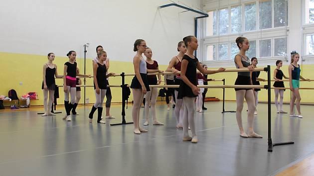 Taneční škola v Pelhřimově