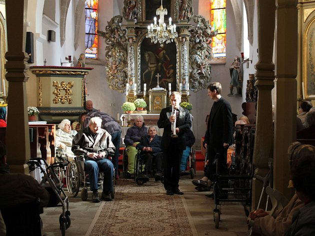 Onšovský domov seniorů oslavil šedesáté výročí své existence.