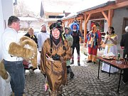 Tradiční vřesnický masopust 2018.