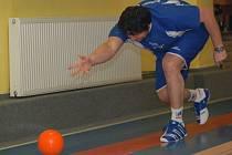 Žirovnický Miroslav Čekal se blýskl pětistovkou. Skvělý výkon navíc podal ve chvíli, kdy jeho tým v domácím zápase s Novou Včelnicí prohrával.