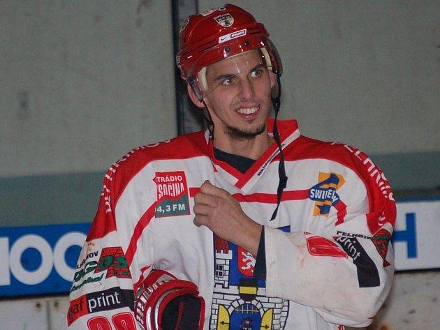 Petr Plch se sice v utkání s Technikou zapsal do listiny střelců, ale pelhřimovský zimní stadion zvesela neopouštěl. Pelhřimov totiž v přípravě prohrál 3:8.