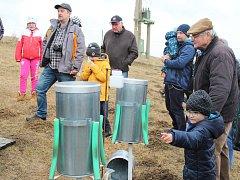Odborníci seznámili veřejnost s chodem observatoře.