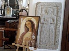 Až do 28. srpna je v Pelhřimově k vidění výstava žďárského výtvarníka Václava Macha – Koláčného nazvaná Léto s Orfeem.