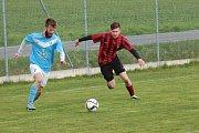Fotbal, I. B třída Vysočiny, Speřice - Dobronín.