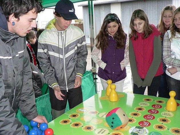 Hodina ekologie v Pelhřimově