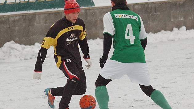 Fotbalisté juniorky Speřic na Bernard Cupu kralovali. Vyhráli všech šest utkání.