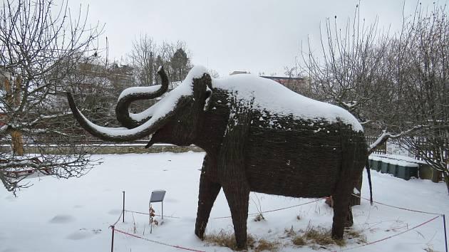 Největší mamut je v Pelhřimově
