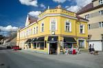Dům, který leží v Táborské ulici v Černovicích, bojuje v celostátní soutěži Má vlast cestami proměn.