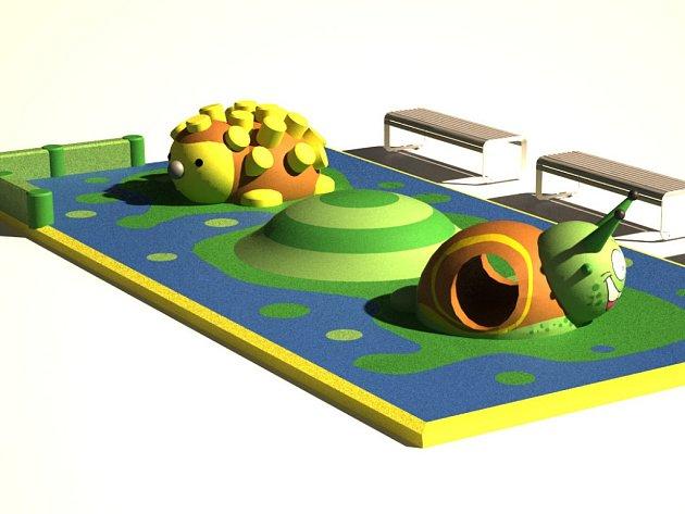 Jak upozorňuje výrobce, firma 3D program, jde jen o první návrh, výsledná verze může vypadat jinak.