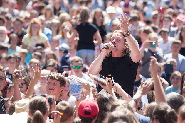 Festival rekordů letos nabídne i sraz kavalírů