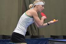 Útok Zuzany Kubáňové na turnajové prvenství přišel překvapivě ve stolním tenisu.