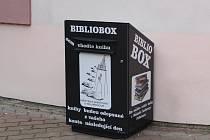 Bibliobox je pro čtenáře  přístupný v  každou denní hodinu během celého roku.