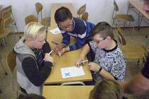 Oblastní turnaj v pIšQworkách hostilo v pondělí 19. listopadu Gymnázium a obchodní akademie Pelhřimov.