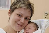 Lucie Burdová, 22. května 2009, Senožaty, váha: 3350 g