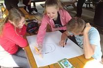Žáci základní školy v Pelhřimově se zúčastnili kurzu angličtiny.