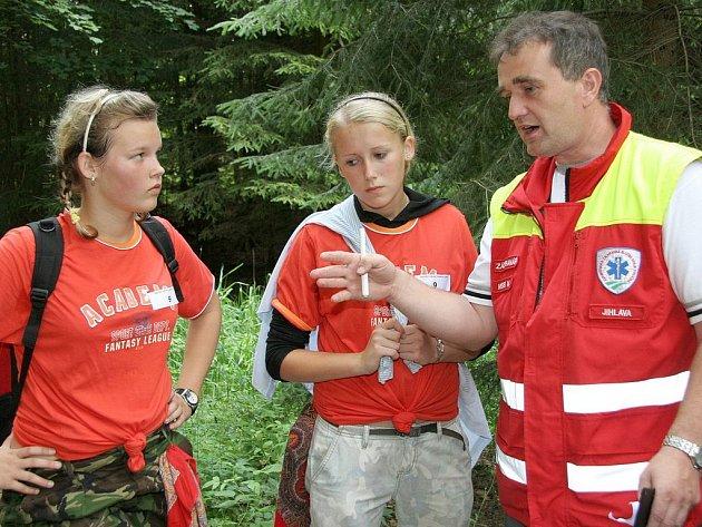 Mezinárodní soutěž v první pomoci v Mladých Bříštích