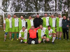 V Počítkách se v sobotu slavilo dvacáté výročí založení fotbalového klubu SK Transformátor. Jeho součástí byla také soutěž v kopání pokutových kupů Počítskej Tonda.