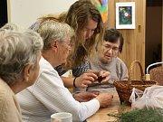 Den otevřených dveří v Domově pro seniory Pelhřimov
