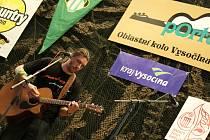Oblastní kolo festivalu Porta pro region Vysočina.