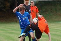 V Hořepníku šli diváci na fotbal zbytečně. Hosté z Nového Rychnova na zápas nepřijeli.