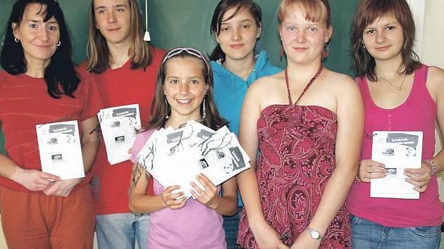 Časopis žáků pelhřimovské základní školy Krásovy domky Infoželvík se letos může pochlubit titulem třetího nejlepšího školního časopisu Vysočiny.