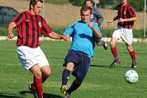 Fotbalisté Speřic mají před startem I. A třídy co napravovat. Na turnaji v Jiřicích skončili až třetí.