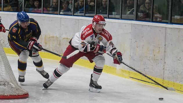 Petr Votápek už se restartu hokejové sezony nemůže dočkat.