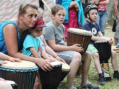 Letní slavnosti se v Těchobuzi uskutečnily od středy do soboty.