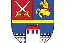 Znak obce Kámen.