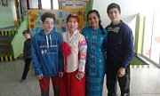Ve škole v Novém Rychnově bylo hodně rušno.