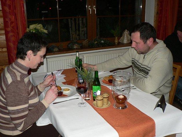 Grand restaurant festival 2013 v hotelu Farma.