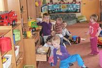 Mateřská škola v Pacově