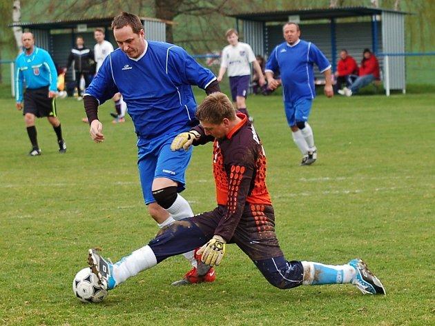 Fotbalisté rezervy Budíkova prokázali charakter. V zápase proti Mnichu otočili skóre, i když v poločase prohrávali už o tři góly.