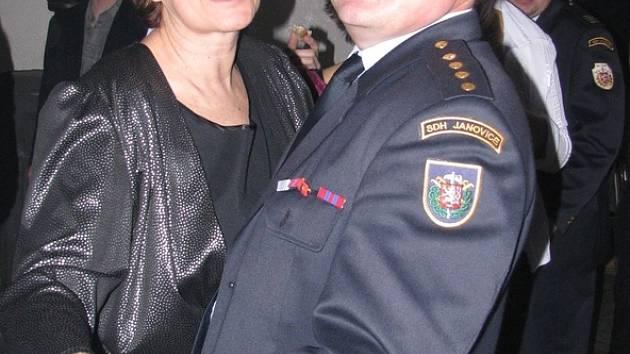 Ples Janovických dobrovolných hasičů