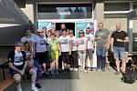 Výzva Do práce na kole má za sebou v Pelhřimově třetí ročník